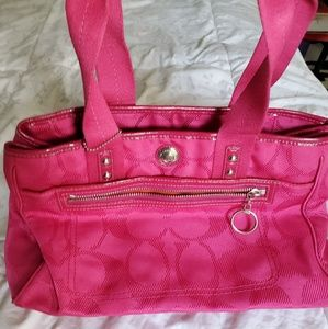 EUC COACH PURSE